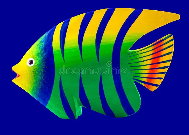 fish decoration stock photography