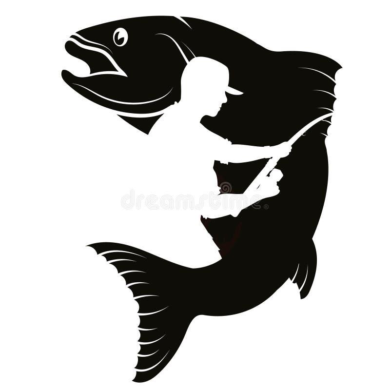 Fisherman Silhouette Stock Illustrations 5 519 Fisherman Silhouette Stock Illustrations Vectors Clipart Dreamstime
