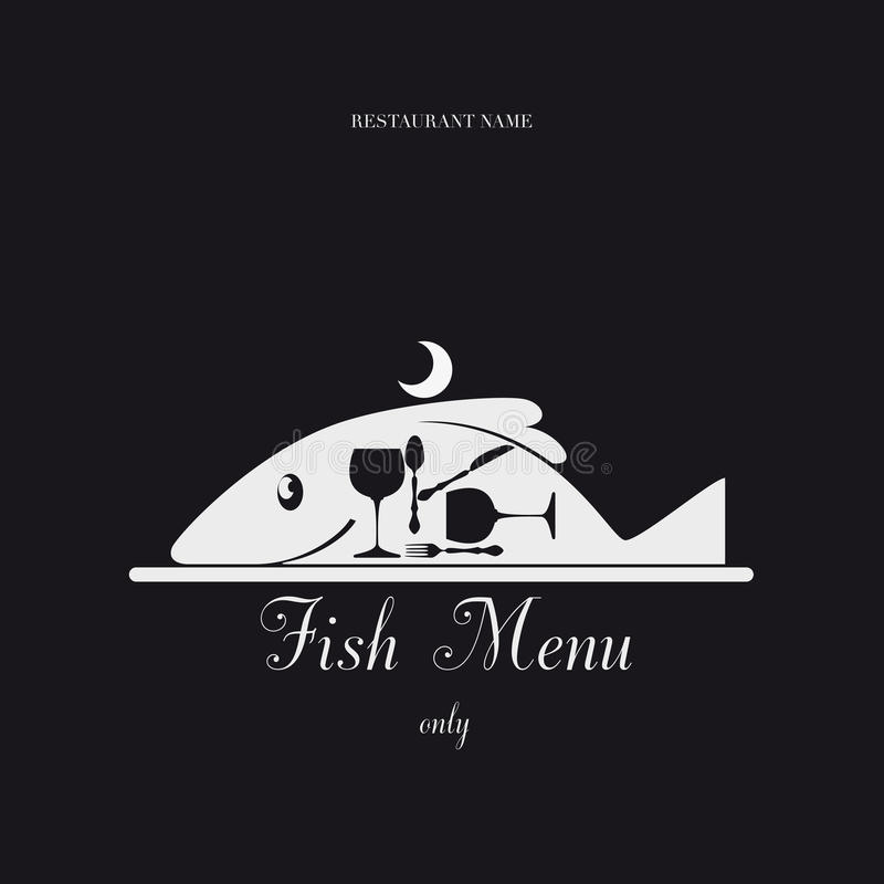 Download Fish Menu stock vector. Image of frame, concept, template - 28464387