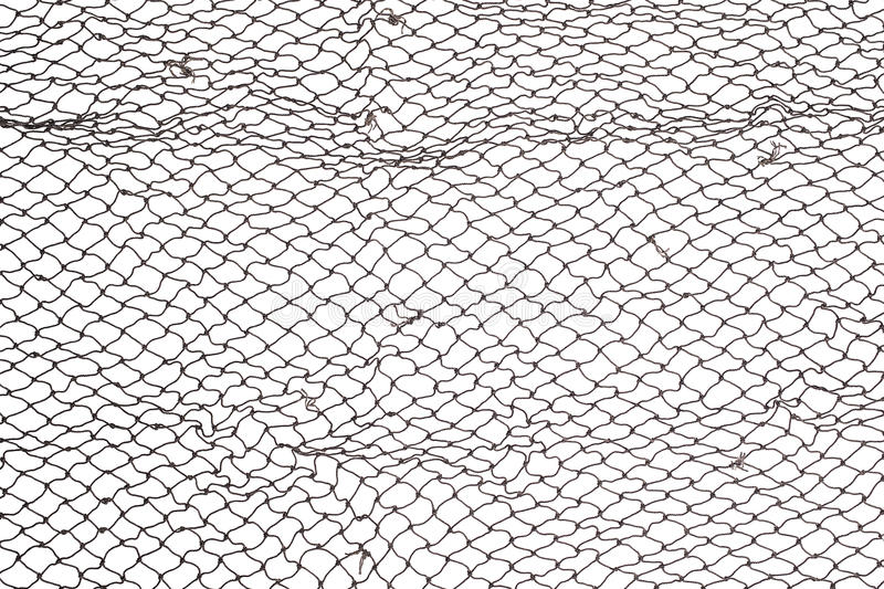 Fish Net royalty free stock photography