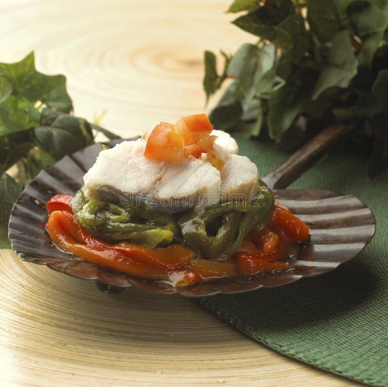 Download Fish salad 01 stock image. Image of food, restaurant - 12705051