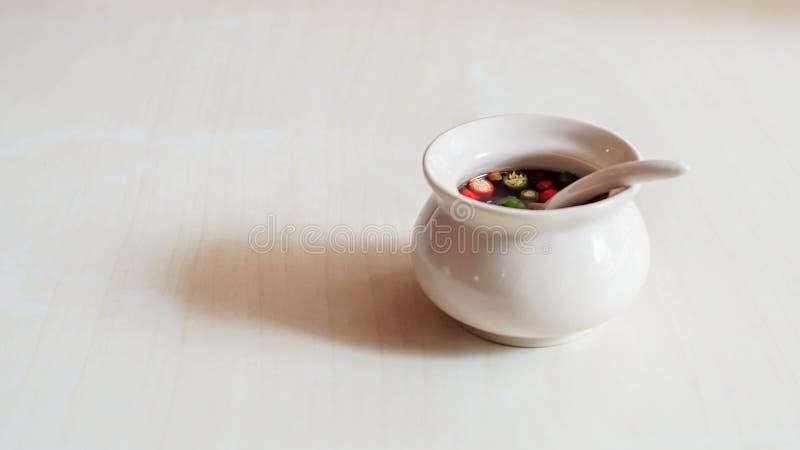 Fish sauce stock images