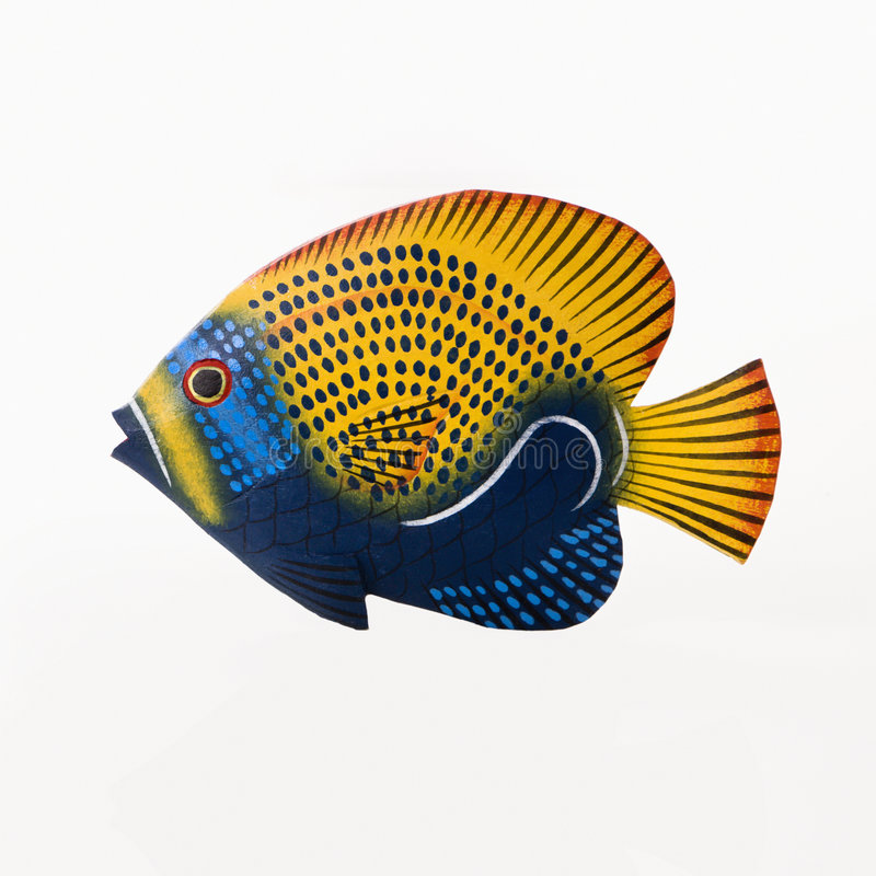 Free Fish Sculpture. Stock Photo - 3532020