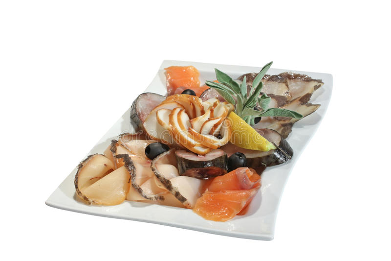Fish snack royalty free stock photo