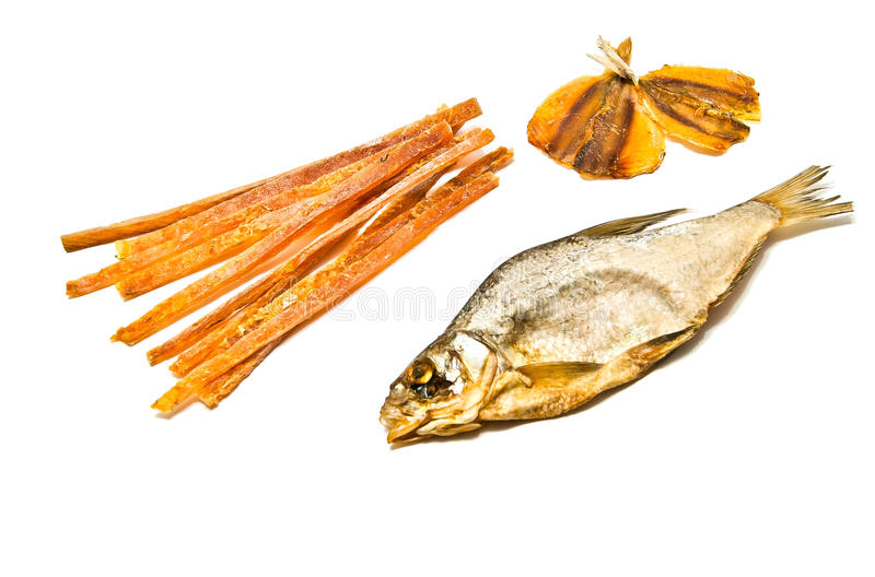 Fish strips and stockfish stock photography