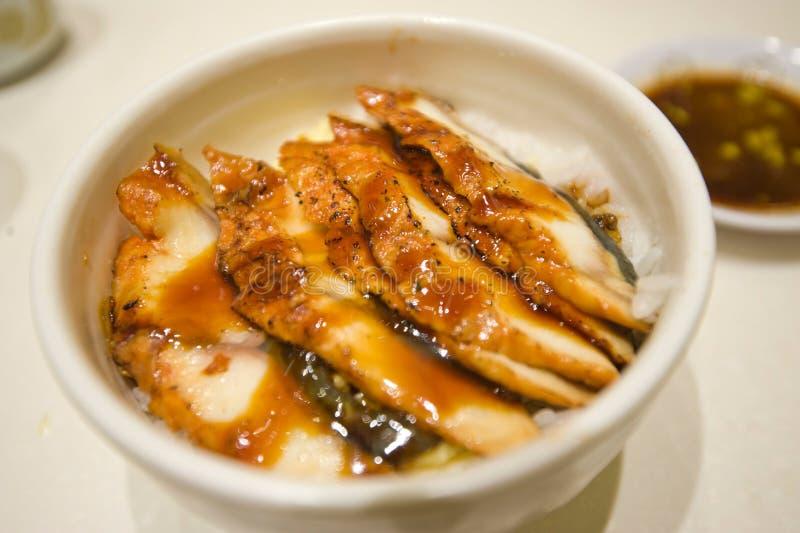 Fish Sushi stock photography