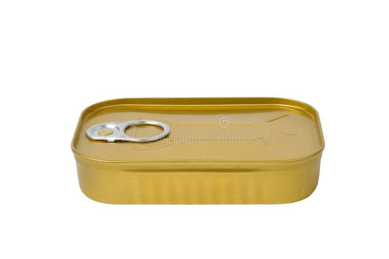 Fish Tin Can stock photos