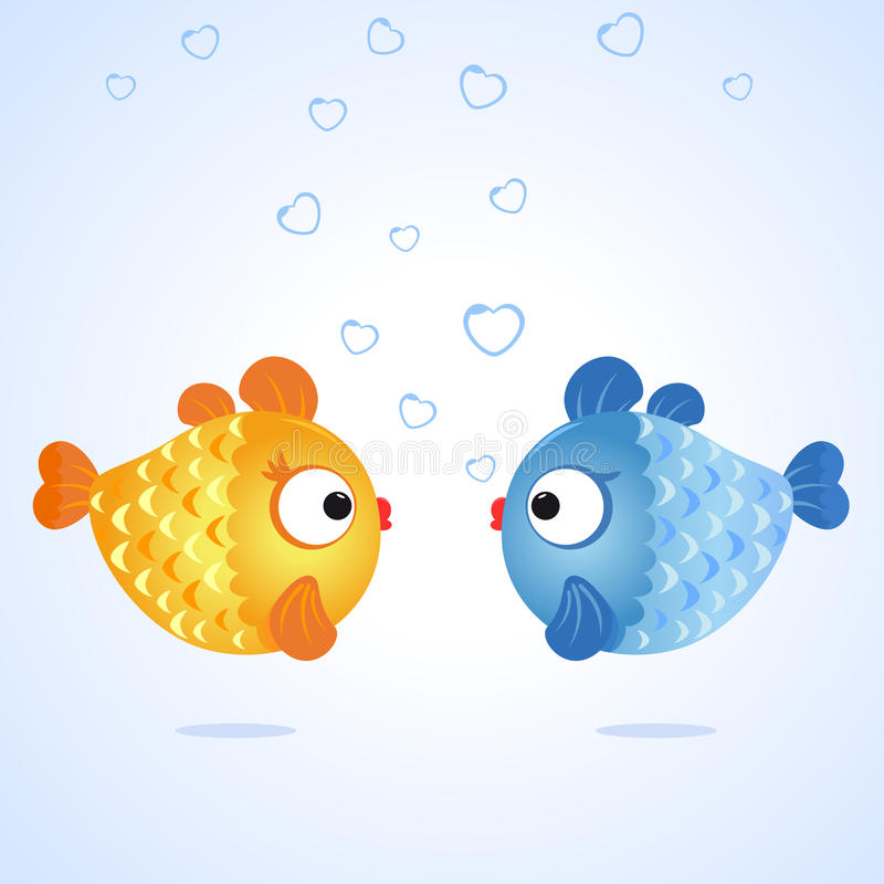 Fish Two Royalty Free Stock Image