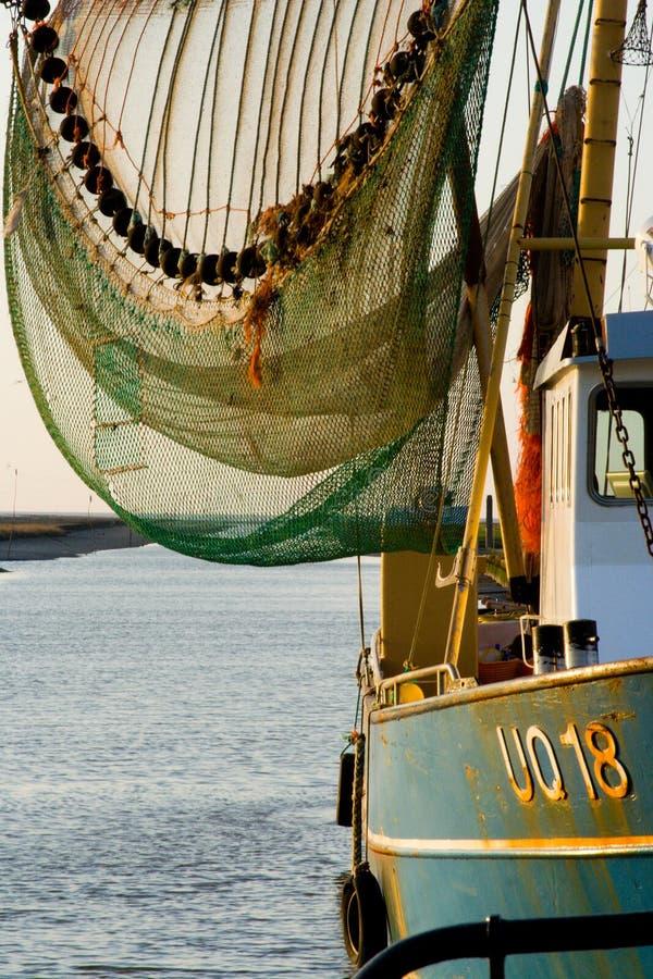 Fishboat foto de stock