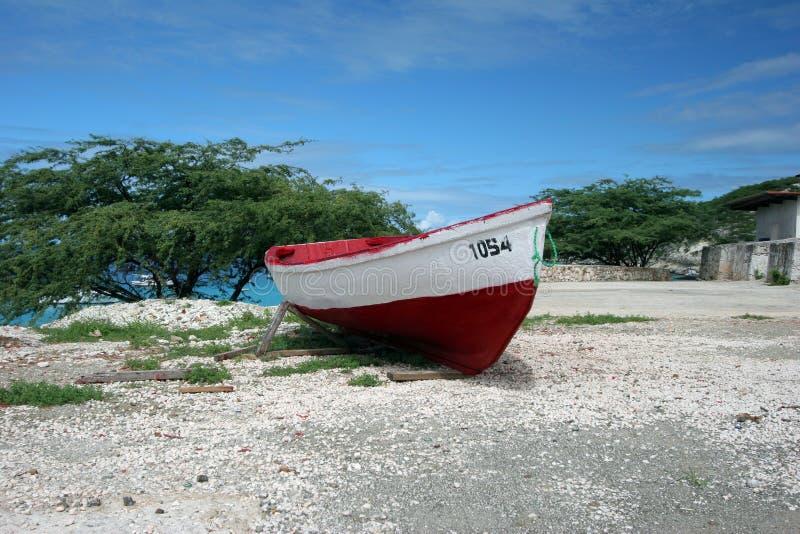 Fishboat stockfotografie