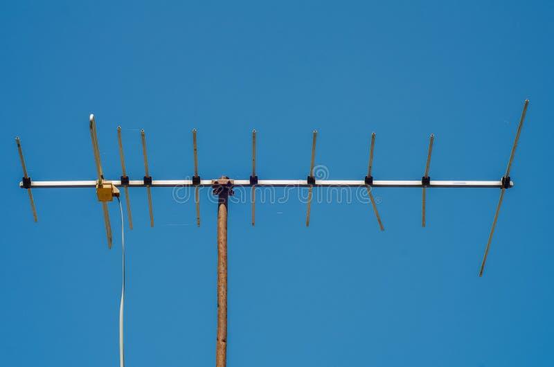 Fishbone антенны стоковые фото
