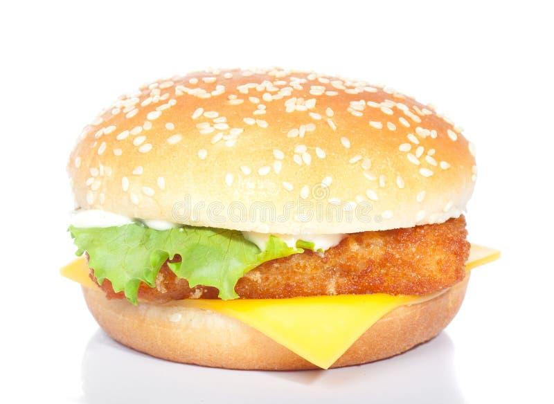Fishburger images stock