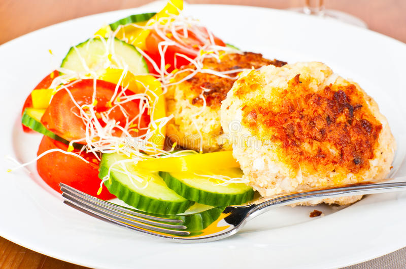 Download Fishburgers stock image. Image of refreshment, supper - 21098345
