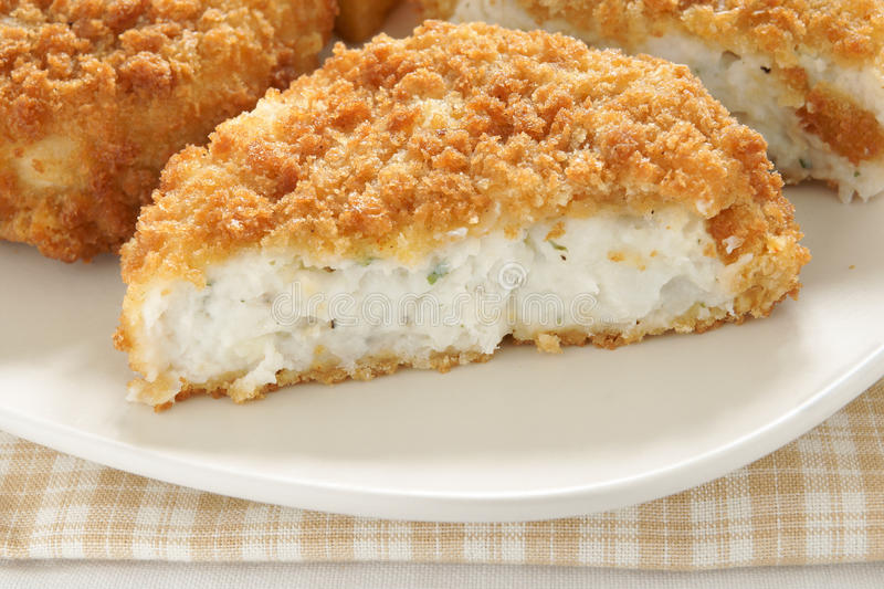 Fishcake stock images