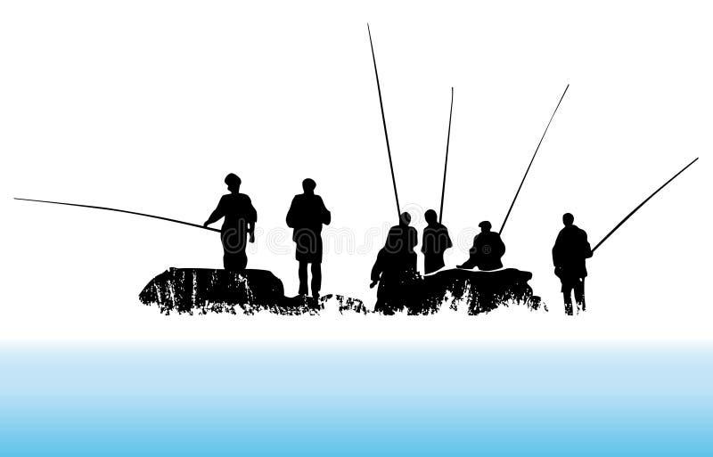 Fisher libre illustration