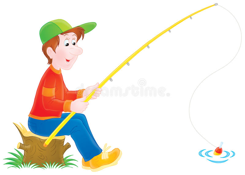 fisher stock illustrationer
