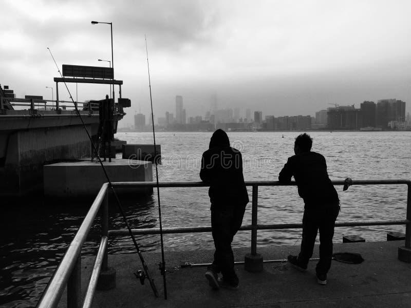 fisher obrazy royalty free