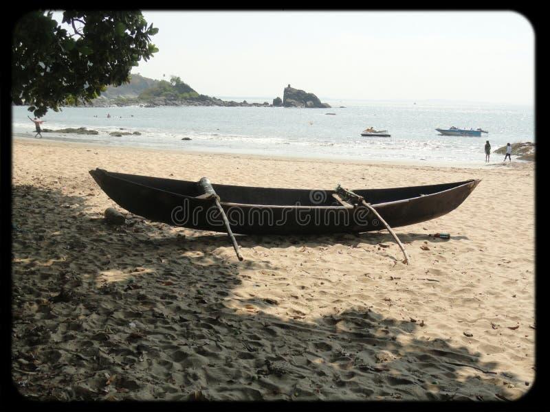 Fisher Boat stock fotografie