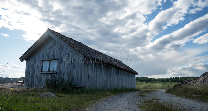 Fisher Cabin immagini stock libere da diritti