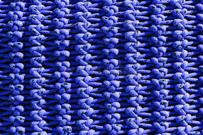Download Fisherboat Net Macro Detail Texture Blue Knots Stock Photo - Image: 15053796
