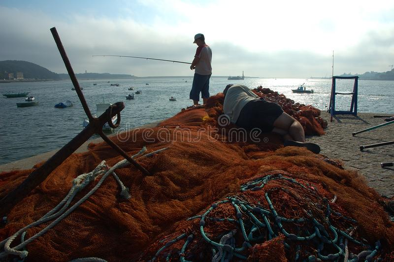 Fisherboy Free Stock Photos
