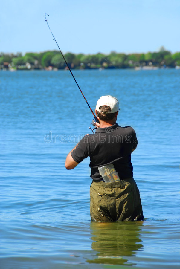 Download Fisherman stock photo. Image of activity, hobbies, holiday - 1721728