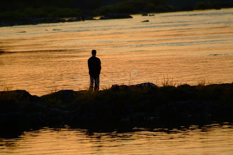 Fisherman Free Stock Photography
