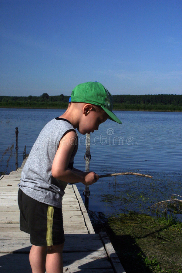 Free Fisherman Royalty Free Stock Photo - 542625