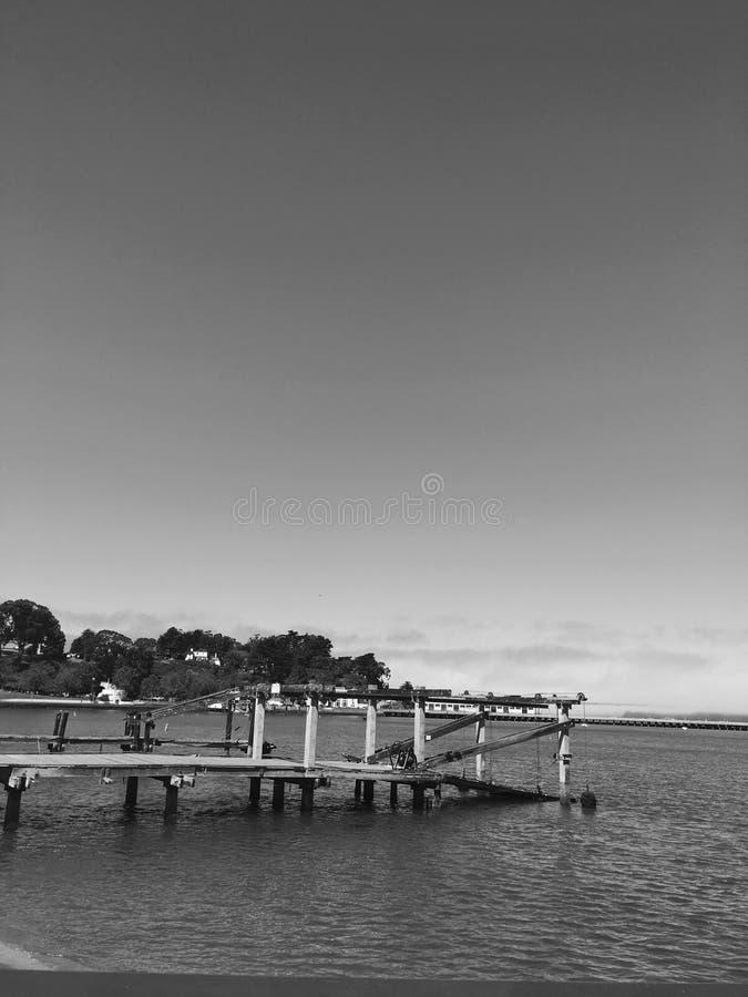 Fisherman& x27; bahía de s foto de archivo