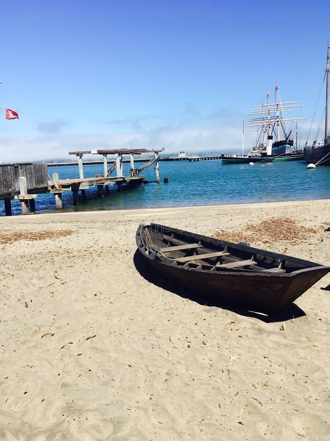 Fisherman& x27 ; baie de s image stock