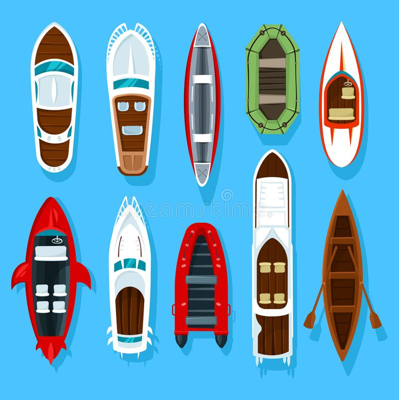 Free Fisherman Boats And Wooden Sailboat With Paddles Royalty Free Stock Photos - 102121138