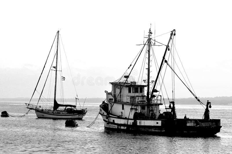 Fisherman& x27; cais de s, Monterey Califórnia imagem de stock