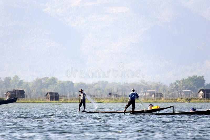 Download Fishermen At Inle Lake Editorial Photo - Image: 30007311