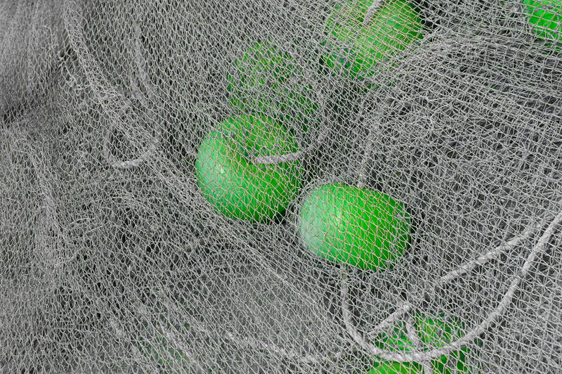 Download Fisherman net stock photo. Image of white, green, desaturated - 12917600