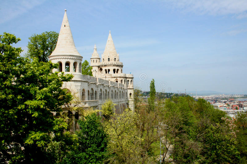 Download Fisherman's Bastion In Budapest Stock Photo - Image: 22996564
