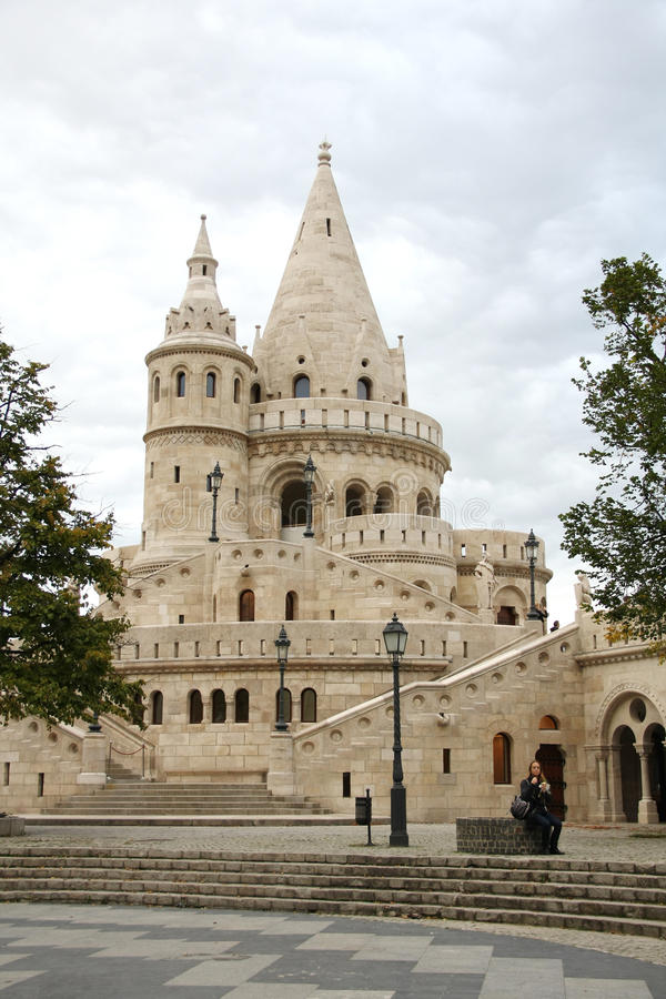 Free Fisherman S Bastion In Budapest, Hungary Royalty Free Stock Images - 17506639