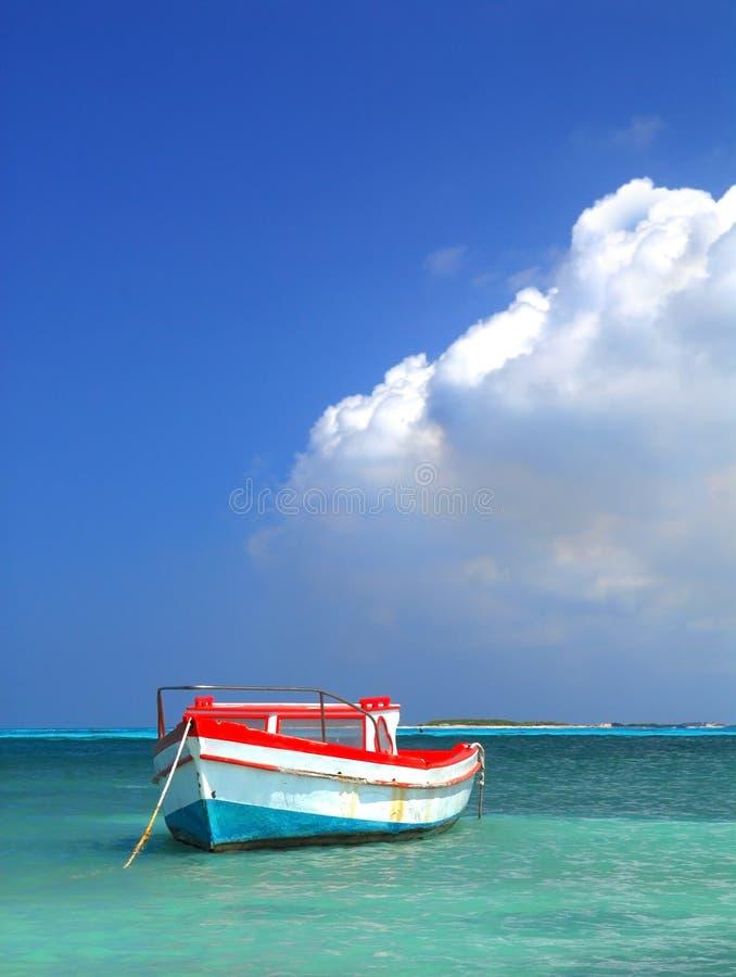 Fisherman s boat in Aruba