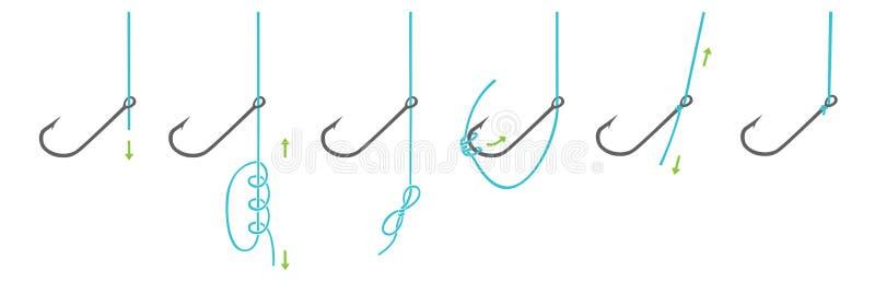 Fisherman S Knot Stock Image