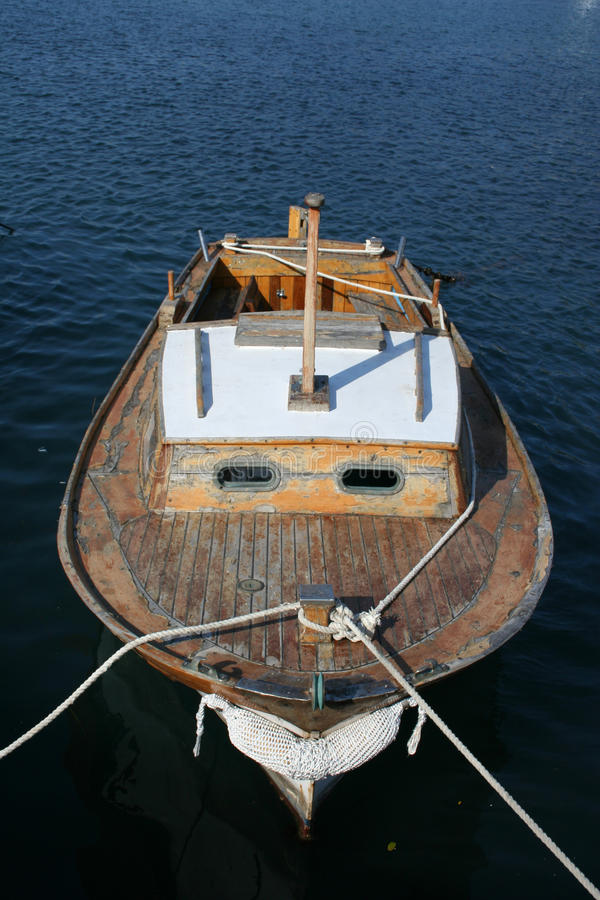 Free Fisherman S Old Boat Stock Photos - 11864033