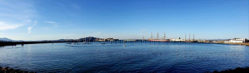 Fisherman`s Wharf stock photo