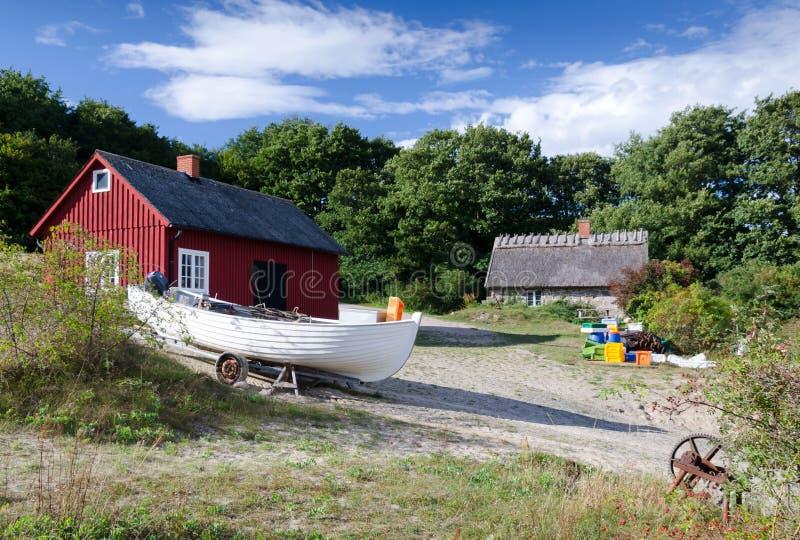 Download Fisherman village stock image. Image of rural, house - 26797505
