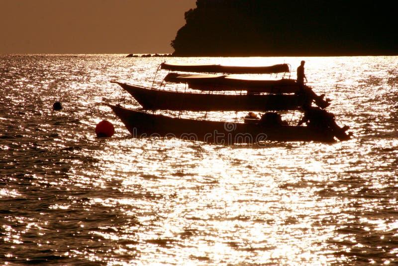 Fisherman1 royalty free stock image