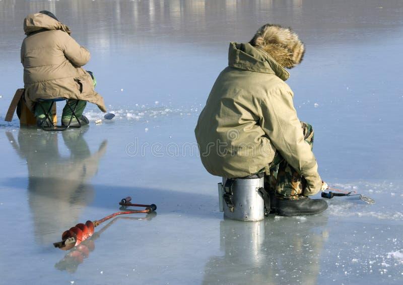 Fishermans image libre de droits