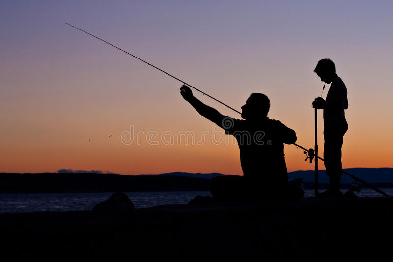 Download The fishermen stock photo. Image of fishing, fisherman - 21668122