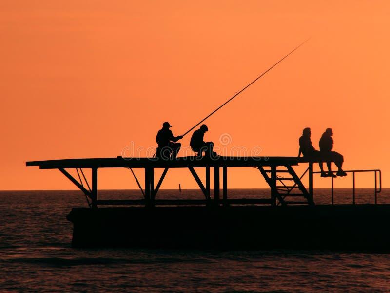 Download Fishermen on Black Sea stock photo. Image of destinations - 16457396