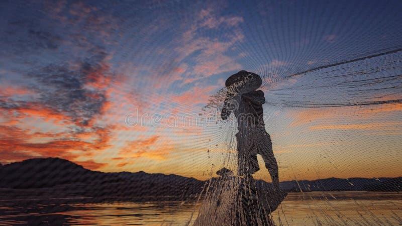 Download Fishermen stock image. Image of boat, freshwater, active - 83724289