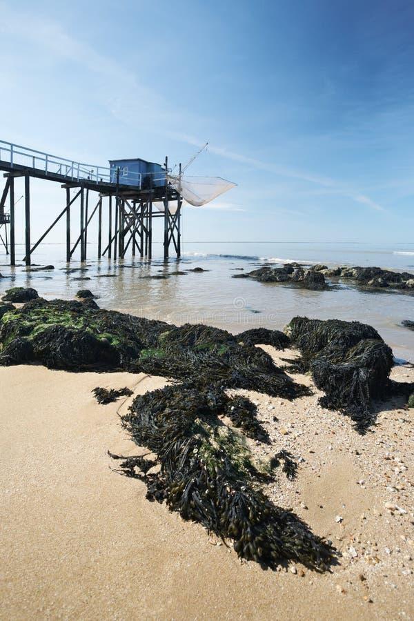 Free Fishermen Huts Royalty Free Stock Photo - 12039605