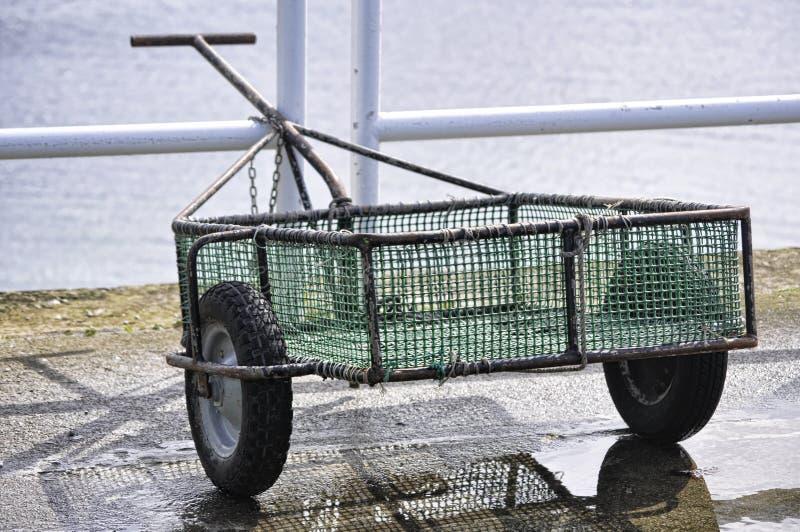 Download Fishermen's cart stock photo. Image of wheel, fisherman - 32884884