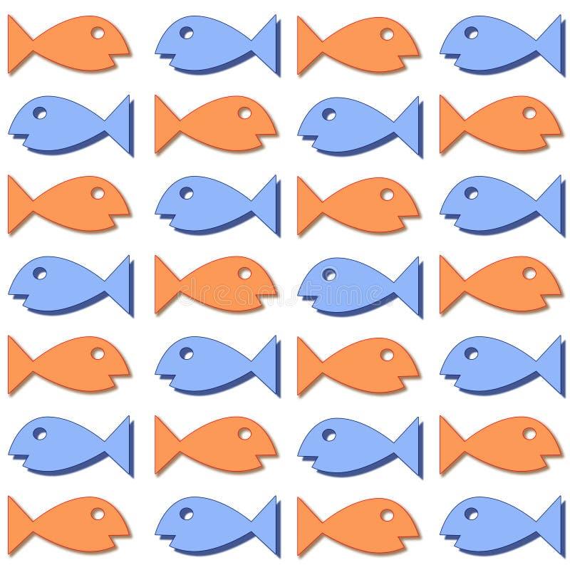 Download Fishey 6 stock illustration. Image of fish, gold, cracker - 8210551