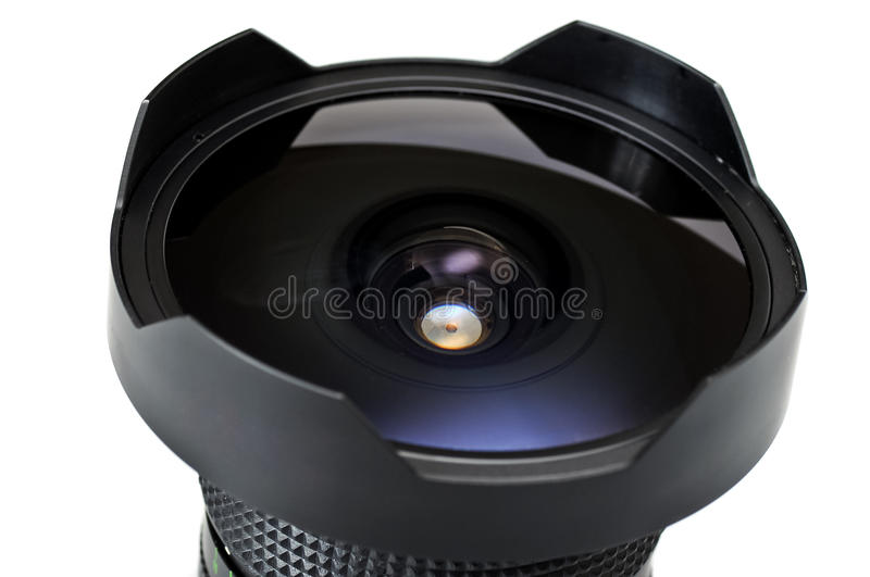 Download Fisheye lens stock image. Image of quality, closeup, television - 19331629